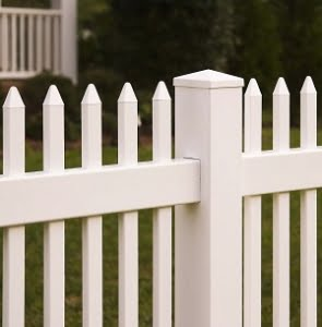 The most common vinyl fence installation mistakes - Most frequent fence materials ...