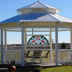 Gazebos in Dallas