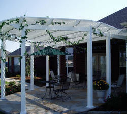 Dallas Vinyl Shade Structures