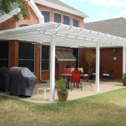 Vinyl Pergolas Dallas Texas