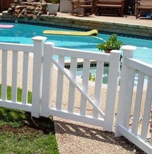 Vinyl Fence Gates For Vinyl Fencing Dallas Texas